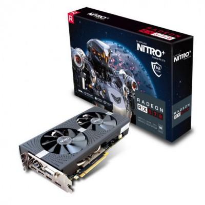 SAPPHIRE NITRO+ RX 570 4GB HYNIX