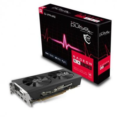 Sapphire Pulse Radeon RX 580 4GB GDDR5