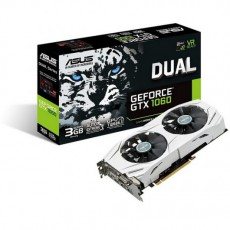 Asus GeForce GTX 1060 Dual 3GB