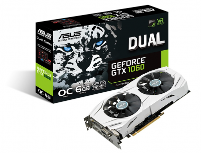 Asus GeForce GTX 1060 Dual 6GB