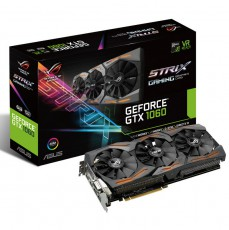 Asus GeForce GTX 1060 ROG Strix 6GB (Samsung)