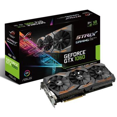 Asus GeForce GTX 1060 ROG Strix 6GB