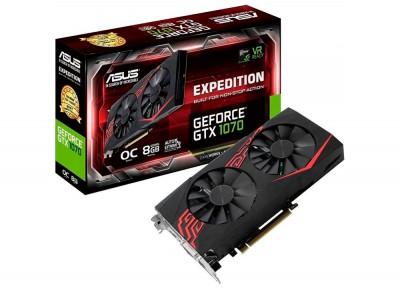 Asus GeForce GTX 1070 Expedition OC 8GB