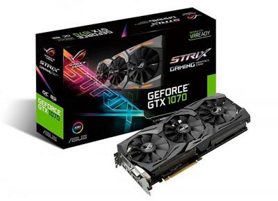 Asus GeForce GTX 1070 ROG Strix 8GB