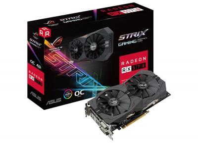 Asus ROG Strix Radeon RX 570 OC 4G Gaming