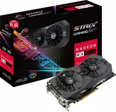 Asus ROG Strix Radeon RX 570 4G Gaming