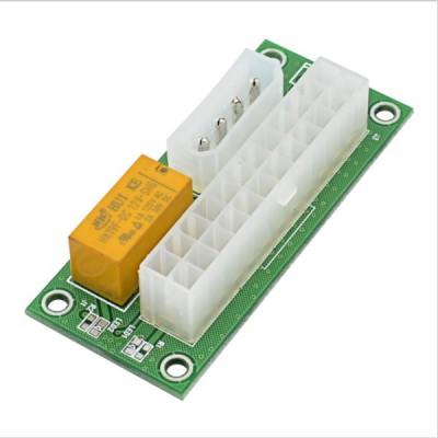 Синхронизатор запуска 2х блоков питания, БП MOLEX