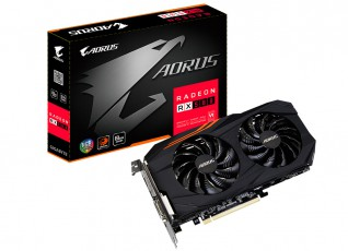Gigabyte Radeon RX 580 Aorus 4GB