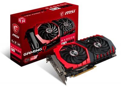 MSI Radeon RX 570 Gaming X 4GB