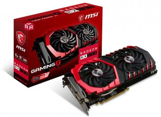 MSI RX 580 GAMING X 8GB HYNIX
