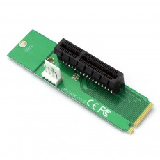M.2 NGFF to PCI-E X4 Adapter Card