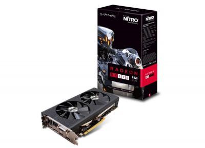 Sapphire Nitro Radeon RX 470 OC 4GB GDDR5