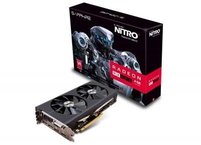 Sapphire Nitro+ Radeon RX 480 OC 4GB GDDR5