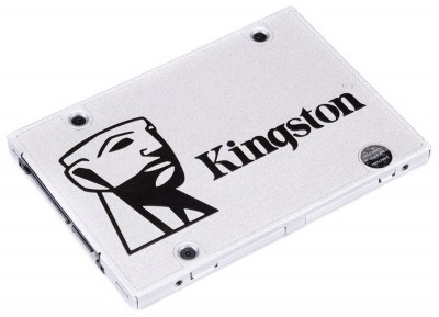 "Kingston SSDNow UV400 120GB 2.5"" SATAIII TLC"
