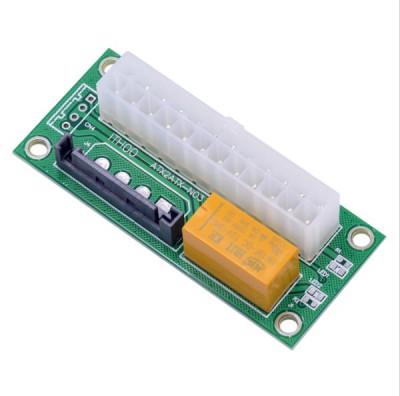 Синхронизатор запуска 2х блоков питания, БП SATA